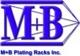 M+B Plating Racks