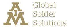 AIM Solder Logo