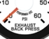 Proper Exhaust Pressure for Reflow Ovens?