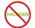 Determination of Total Halogen Content in Halogen-Free Fluxes