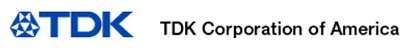 TDK Corporation of America Logo